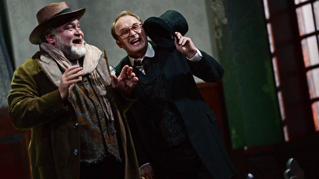 Die lustigen Weiber von Windsor / Deutsche Oper am Rhein