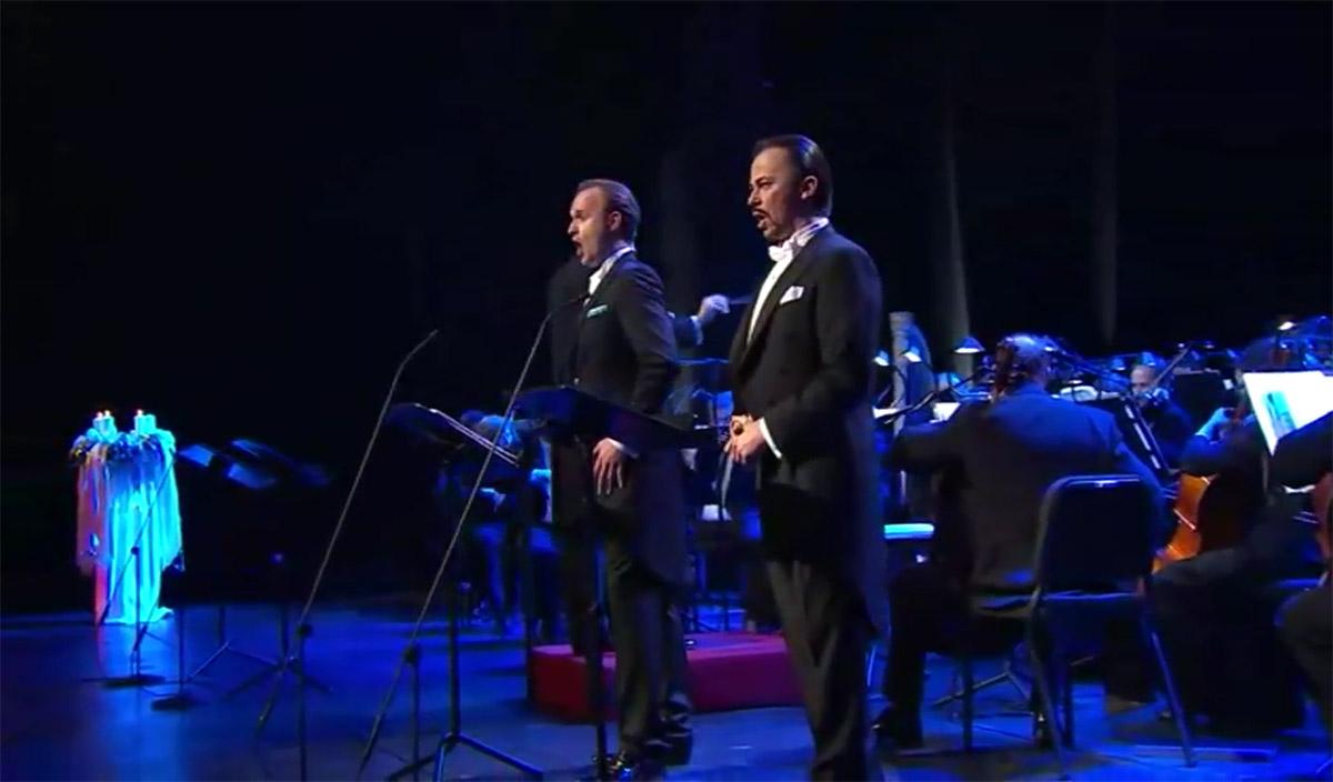 Duett with Štefan Kocán: Ave Verum Corpus – Karl Jenkins