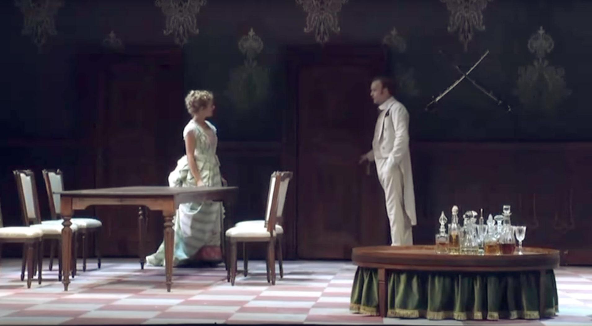 Richard Sveda & Anke Krabbe / Duett – Frau Fluth, Herr Fluth / Die lustigen Weiber von Windsor