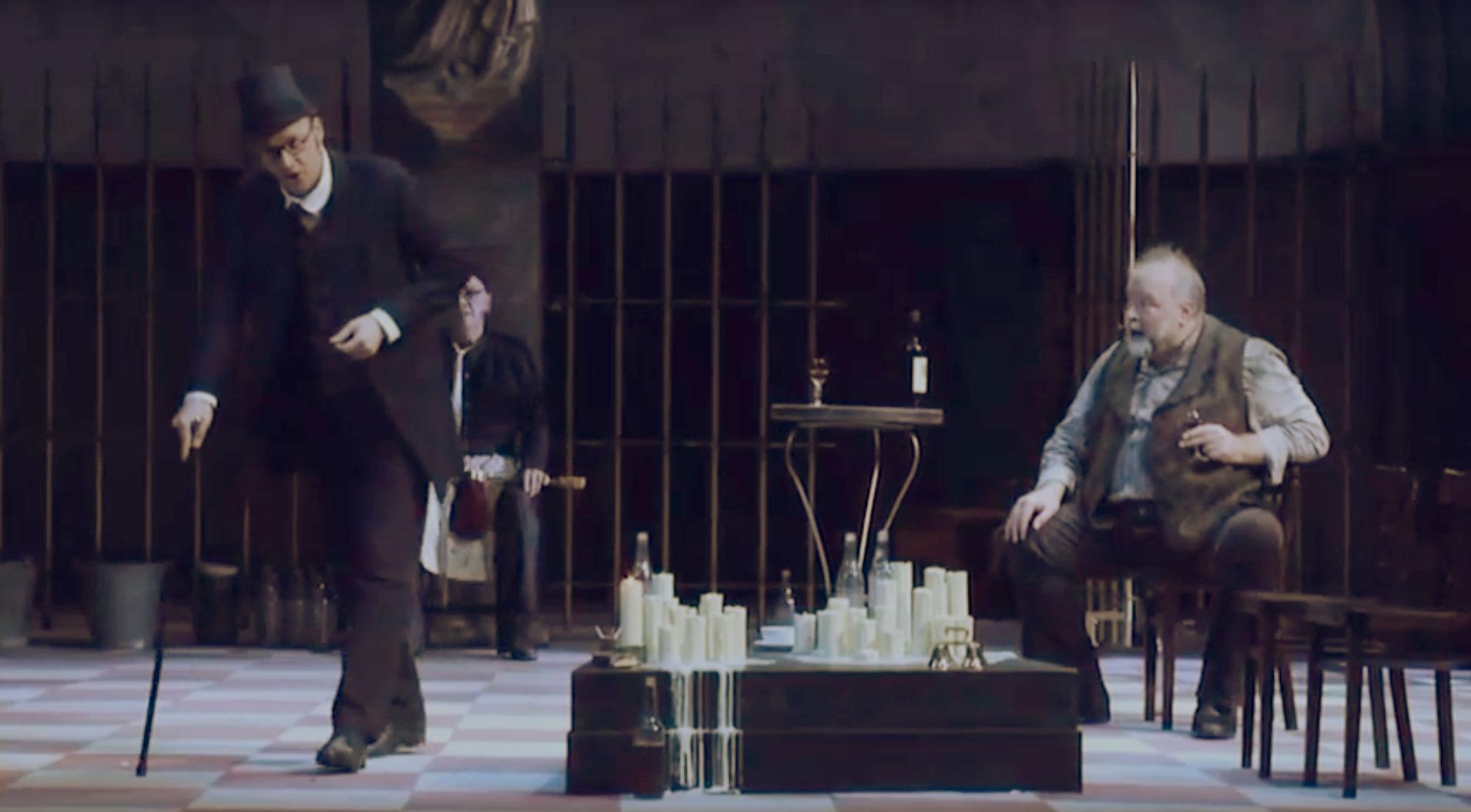 Richard Sveda & Hans Peter König / Falstaff – Fluth Duett / Die lustige Weiber von Windsor