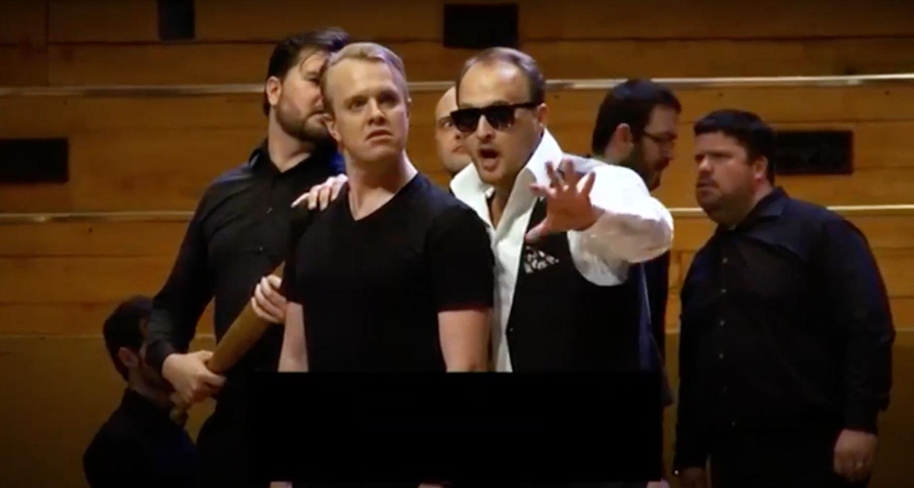 Metà di voi qua vadano, Richard Šveda, Mozart: Don Giovanni