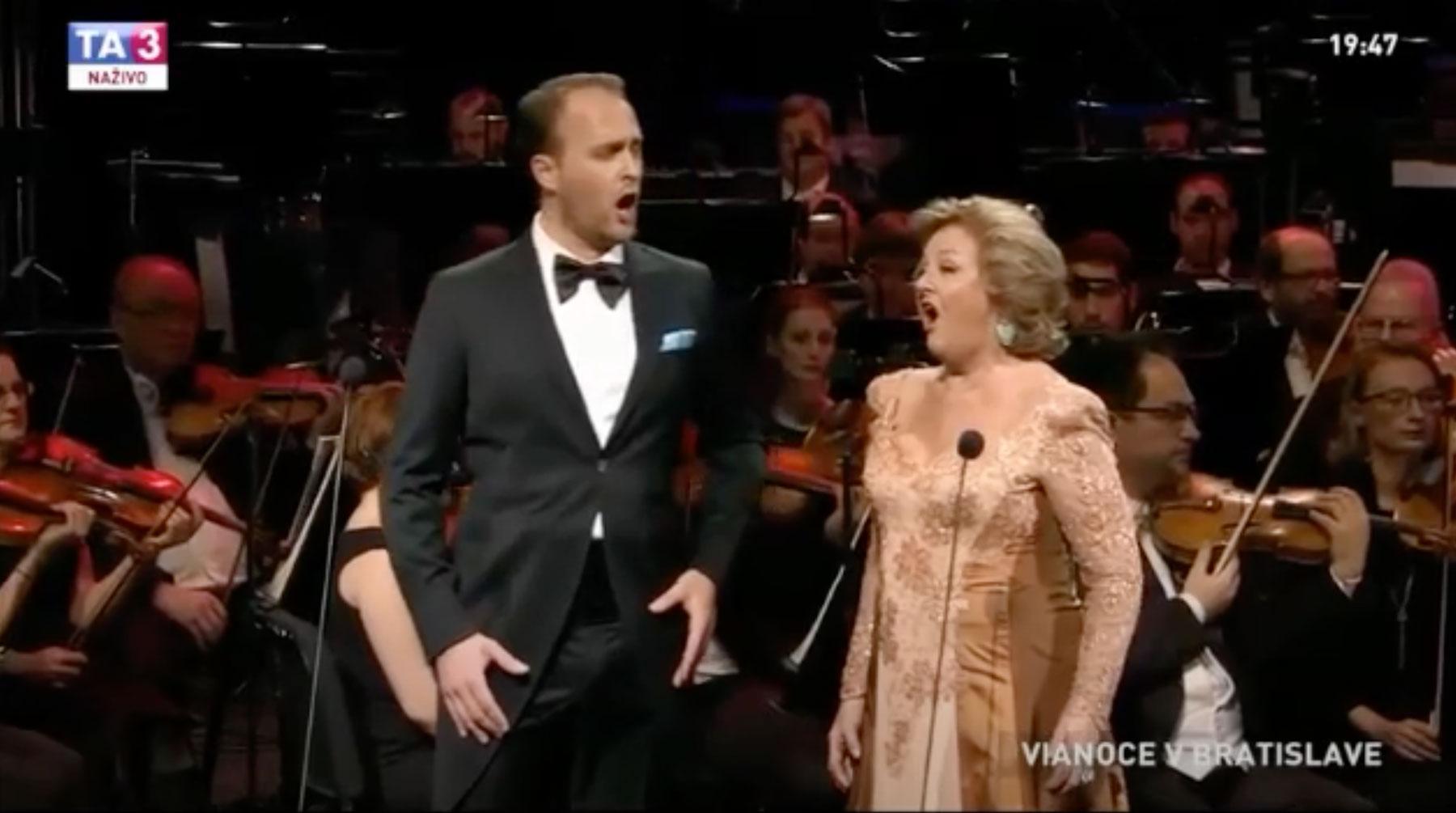 Donizetti: Lucia di Lammermoor – duetto Lucia-Ashton
