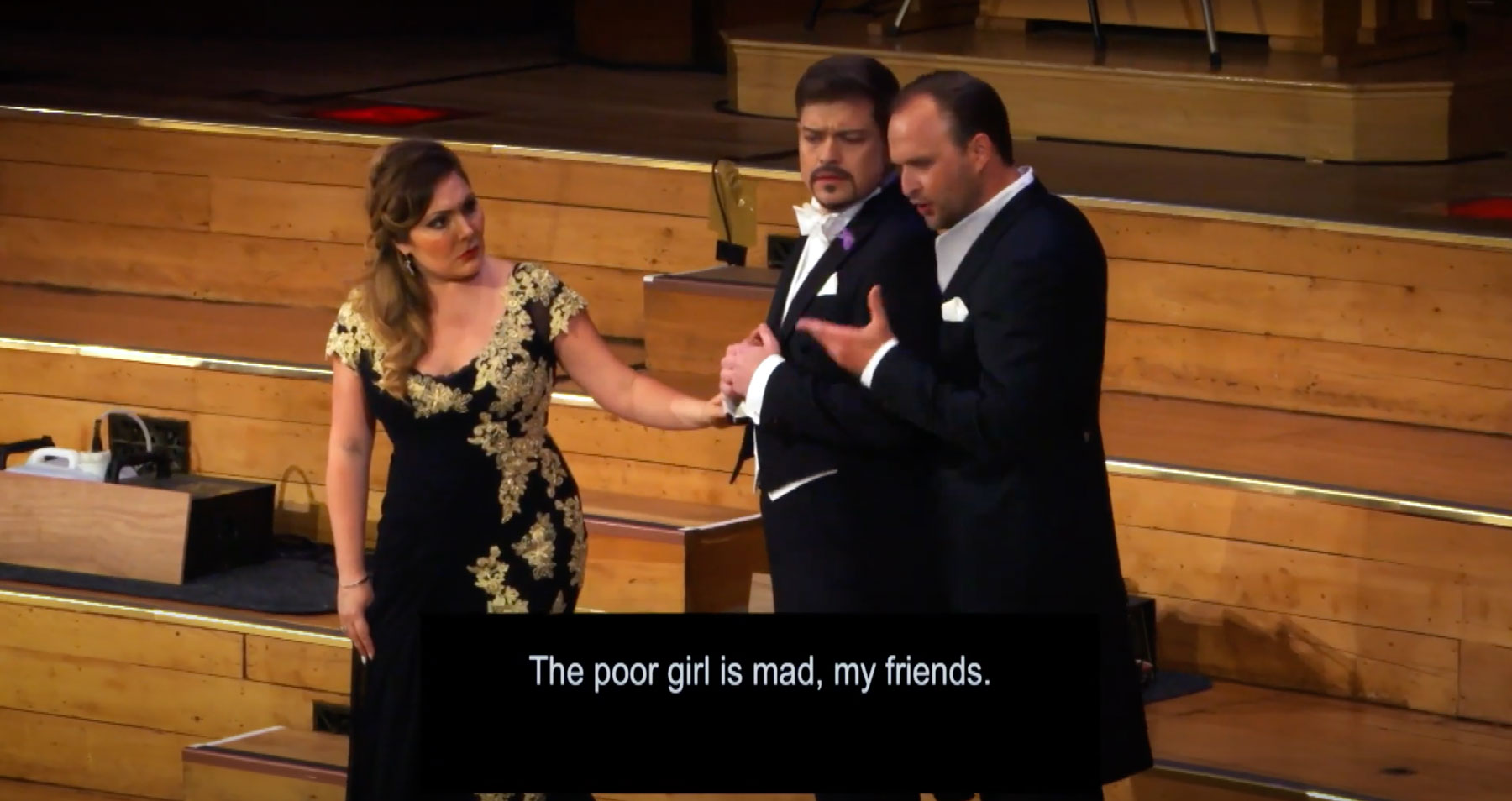 Richard Šveda-Don Giovanni – Cut the scenes